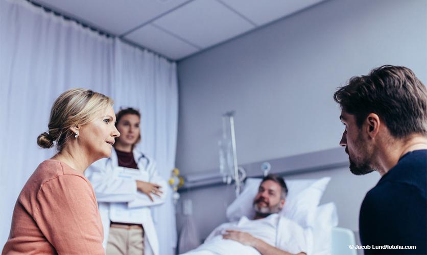 Krisenkommunikation: Auch Patienten & Angehörige müssen mitgenommen werden