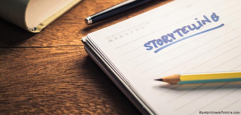Storytelling: Tipps von Expertin Andrea Mayer-Grenu
