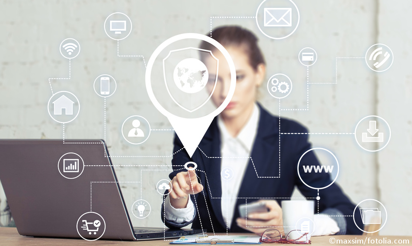 Elektronische Akte in der Drittmittelverwaltung - Zukunft hoch 4